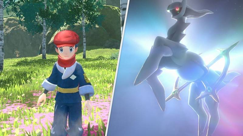 'Pokémon Legends: Arceus' Could Be The Open-World Evolution Fans Have Waited For