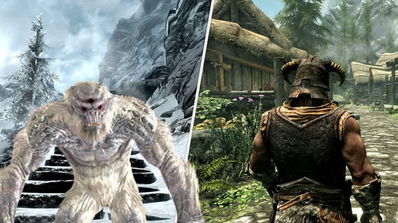 'Skyrim' Superfan Counted The Steps To High Hrothgar, And Bethesda Lied To Us All