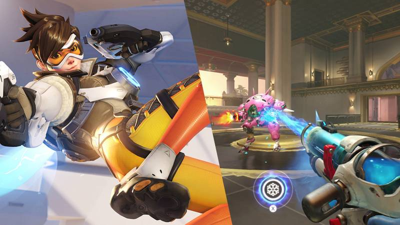 'Overwatch' On Switch Is Impressive, But Better On Everything Else