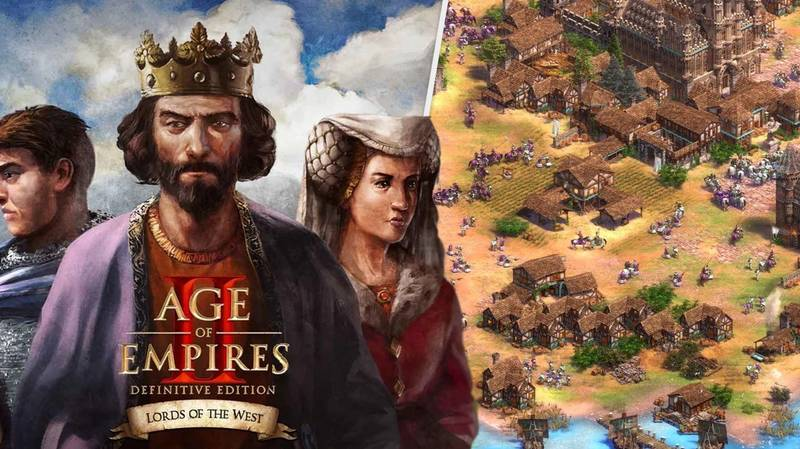 'Age Of Empires 2' Is Getting A Massive New Expansion, 22 Years Later