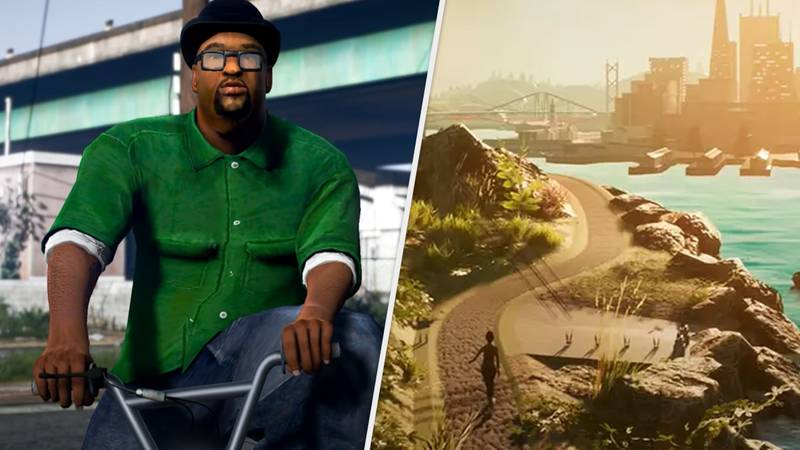 'GTA: San Andreas' Remake Concept Trailer Is Everything Fans Have Dreamed Of
