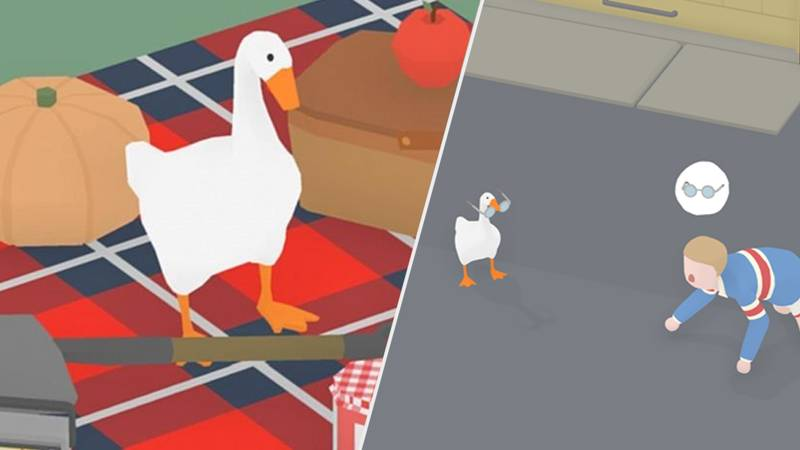 'Untitled Goose Game' Honks Onto PlayStation 4 And Xbox One Next Week