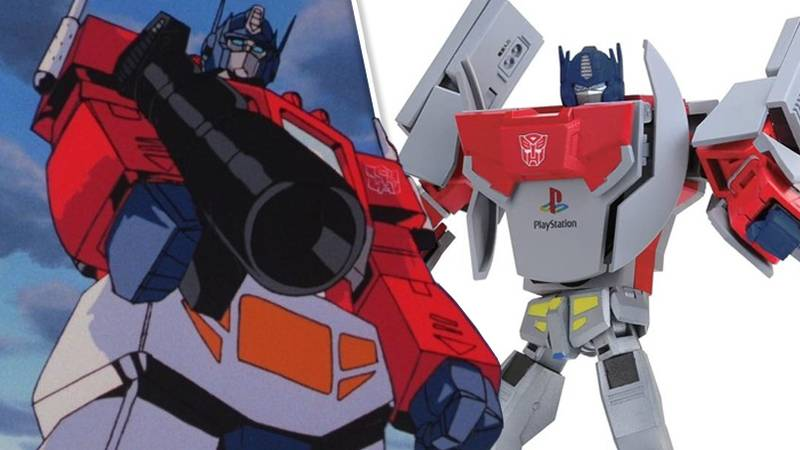 These Transformers Turn Into Video Game Consoles, The Massive Nerds