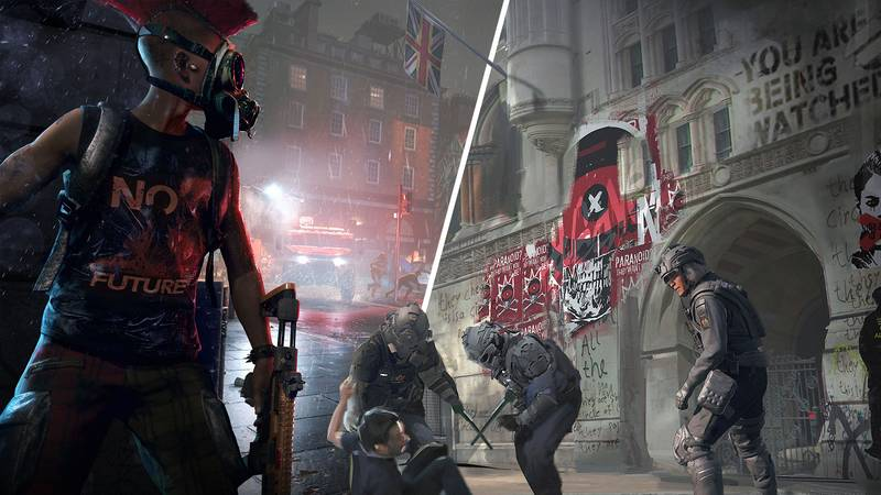 "'Watch Dogs: Legion' Took ""5 Minutes To Think Up, 5 Years To Build"""