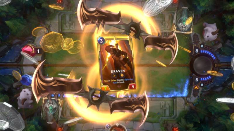 'League Of Legends' Dev Takes Aim At Blizzard With 'Hearthstone' And 'Overwatch' Competitors