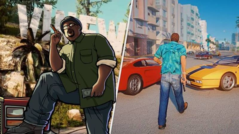 Grand Theft Auto PS2 Trilogy Remake Incoming, Hints Credible Leaker