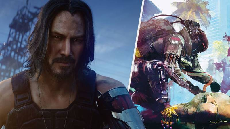 Two Months After Removal, 'Cyberpunk 2077' Is Still Absent From The PS Store