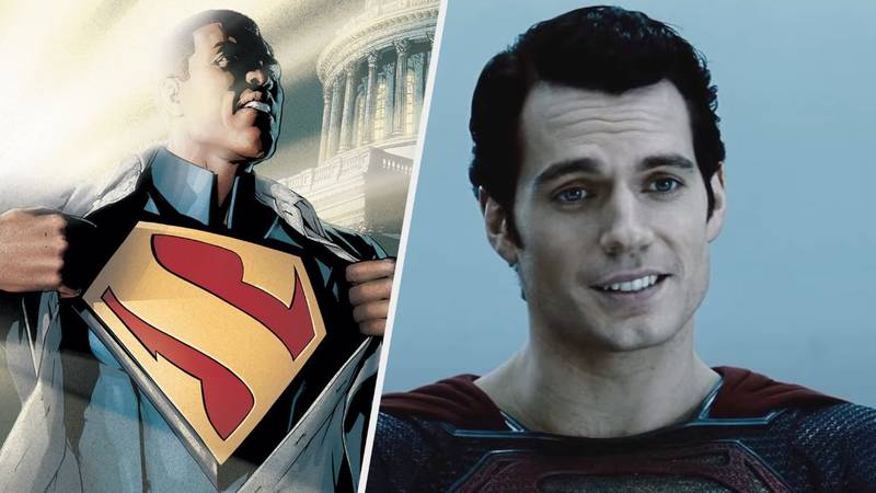 Superman Reboot Movie Reportedly Considering Introducing A Black Superman