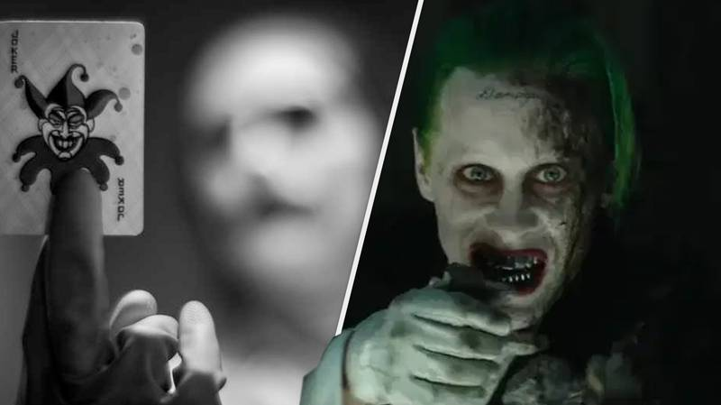 New-Look Joker Revealed For Zack Snyder's 'Justice League'