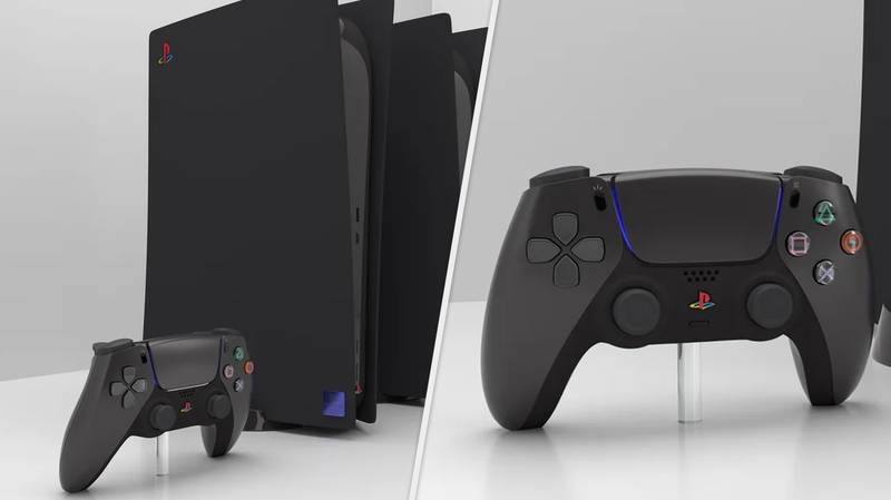 PS2-Themed PlayStation 5 Consoles Are Going On Sale Next Month