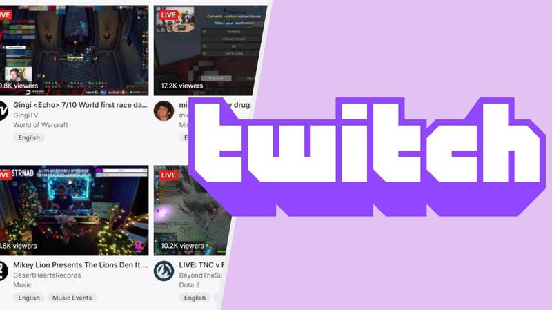 Twitch Cracks Down On Use Of 'Simp' And 'Incel' As Insults