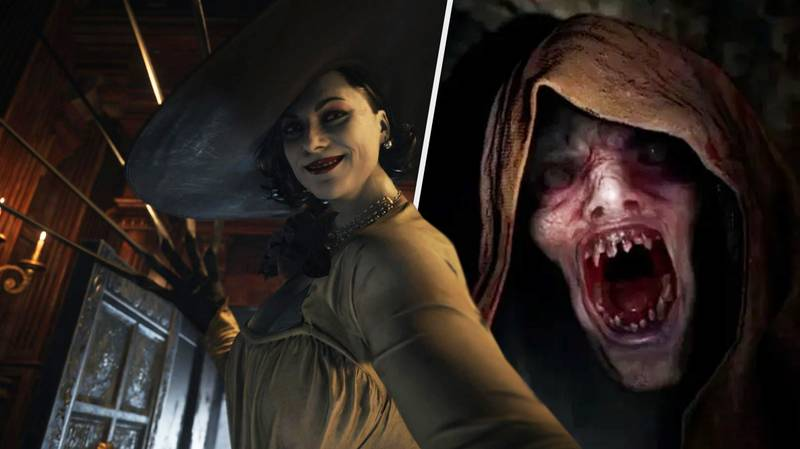'Resident Evil Village' Demo Is Playable Now And Yes, There's Vampire Ladies