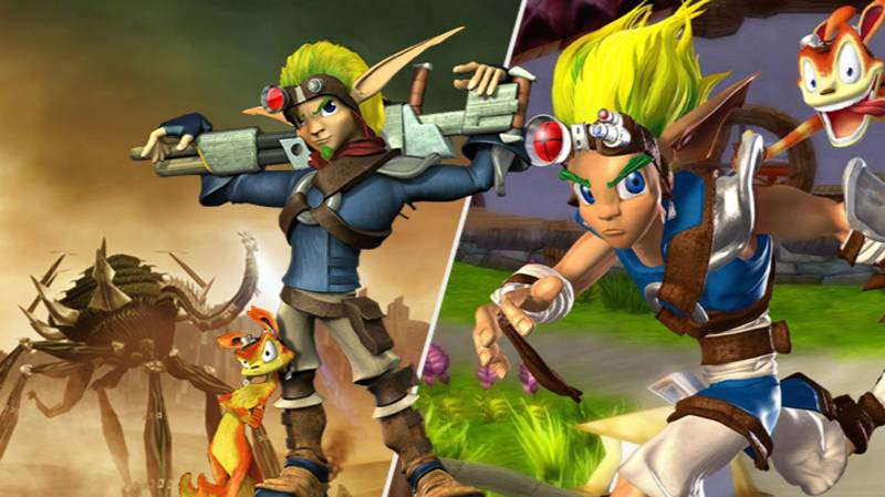 'Jak And Daxter' Is 19 Years Old Today, And The Fans Want A Revival