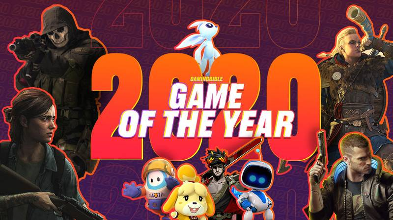 GAMINGbible's Top 40 Video Games Of 2020