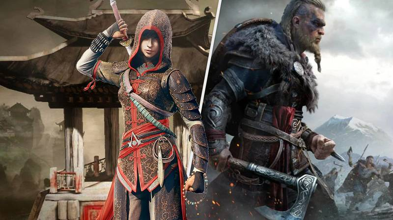 Next-Gen Assassin's Creed Targeting 2022 Release, Rumoured China Setting