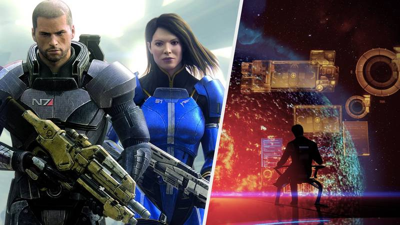 Mass Effect Remastered Trilogy Is Almost Certainly Getting Announced This Week