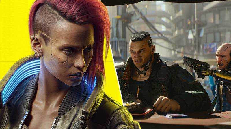 'Cyberpunk 2077' Just Lost Its Shot At Winning Game Of The Year