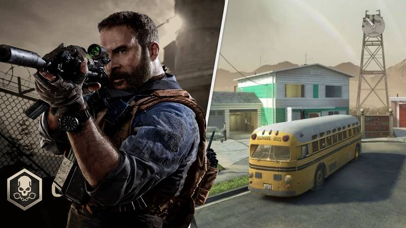 'Warzone' Adds Intense New Map And Two New Gulags, Including Nuketown Replica