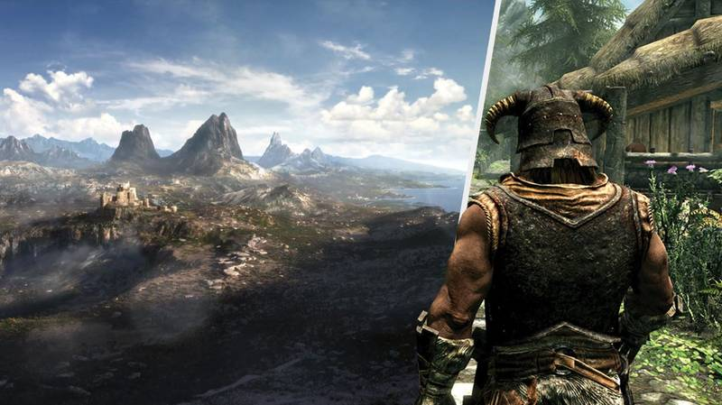 'The Elder Scrolls VI' Open World Will Be Immersive And Reactive, Bethesda Suggests