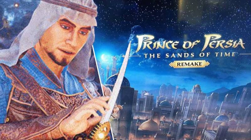 'Prince Of Persia: The Sands Of Time' Remake First Look Leaks Online