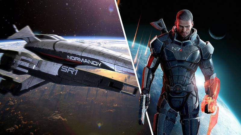 'Mass Effect: Legendary Edition' Might Be The Name Of Remastered Trilogy