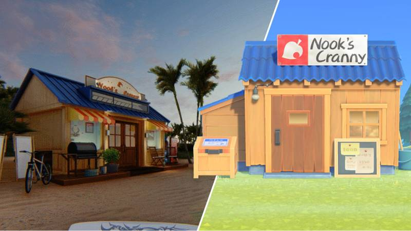 Realistic Animal Crossing Locations Brought To Life With Gorgeous Clarity