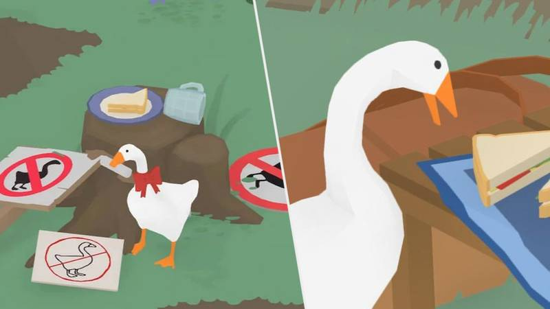 'Untitled Goose Game' Could Be Coming To PS4, Xbox One, And Mobile