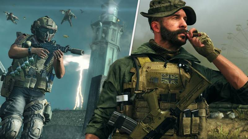 'Call Of Duty: Warzone' Getting Alcatraz In Map Update, Report Claims