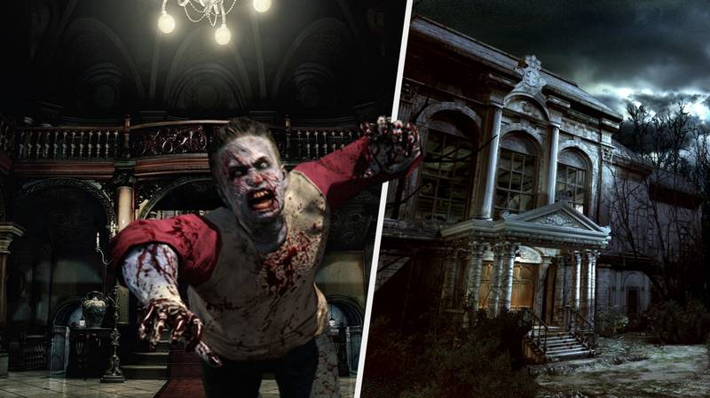 Here's How Much Resident Evil's Spencer Mansion Would Cost IRL