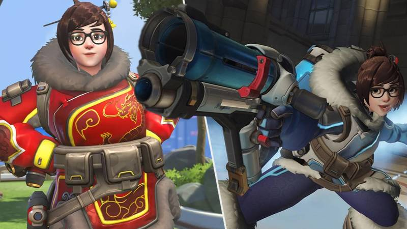'Overwatch' Hero Mei Becomes Symbol Of Hong Kong Protest