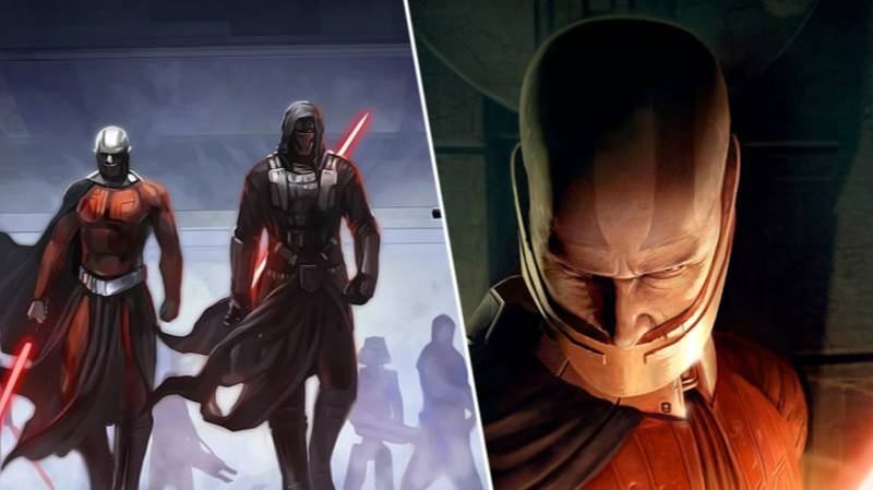 KOTOR's Darth Revan Is Star Wars Canon Now, Thanks To The Rise Of Skywalker