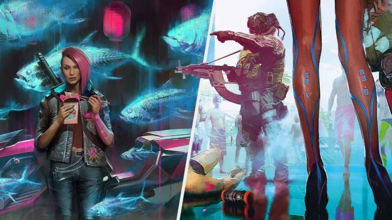 "'Cyberpunk' Players ""Already Forgotten About"" The Game, Despite Seven Years Of Hype"