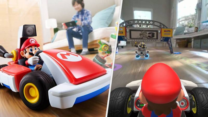 'Mario Kart Live' Lets You Turn Your Home Into A Racetrack