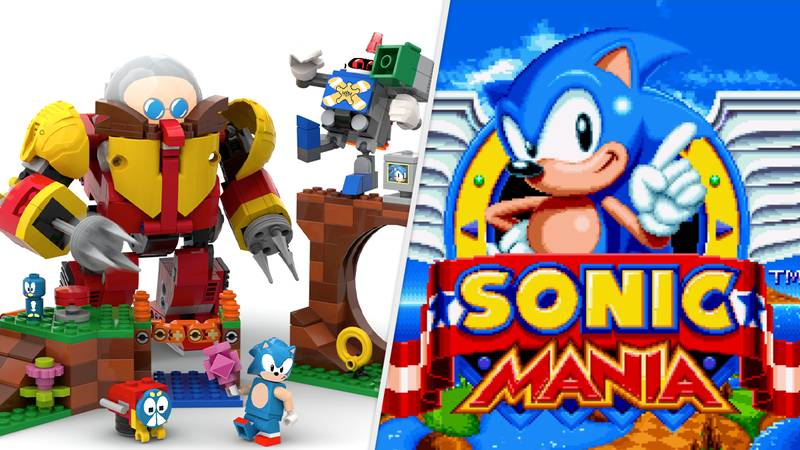 This Official LEGO Sonic The Hedgehog Set Is The Work Of One Talented Fan