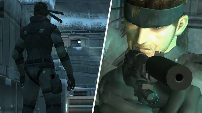 'Metal Gear Solid' And Its Sequel Are Finally Back On PC Today