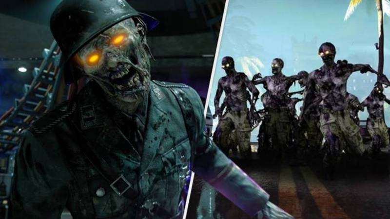 Open-World Call Of Duty Zombies Mode Is In Development, According To Report