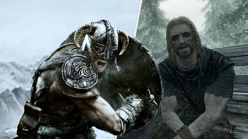 At Last, 'Skyrim' Is Available On A Home Pregnancy Test