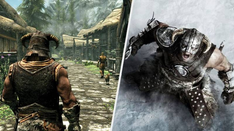 An Official 'Skyrim' Board Game Is In The Works