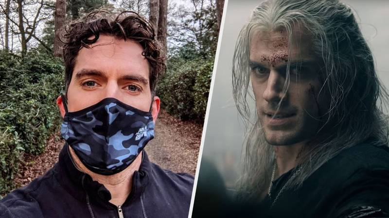 Henry Cavill Confirms 'The Witcher' Injury Is Healing With Wholesome Insta Post
