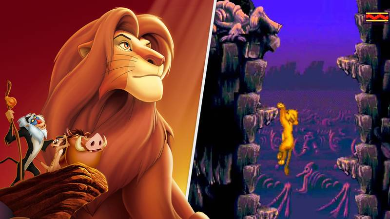 'The Lion King' Game Is 26 Years Old Today, And Still Too Hard For Me