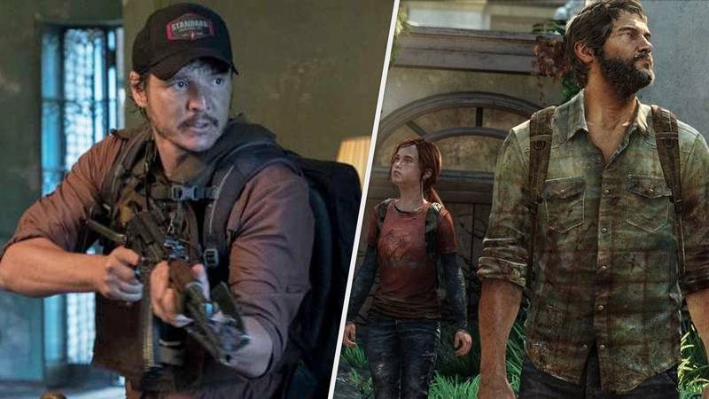 The Internet Is Loving 'The Last Of Us' Joel And Ellie Castings