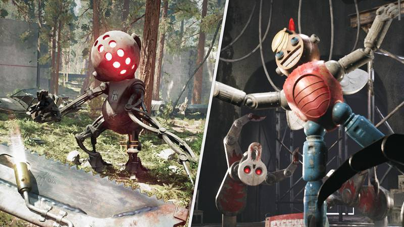 'Atomic Heart' Is Looking Like A Slick, Soviet-Style 'BioShock'