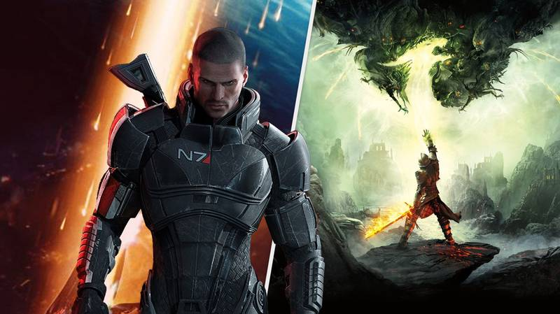 Mass Effect Creator And Dragon Age Producer Leave BioWare After 20 Years