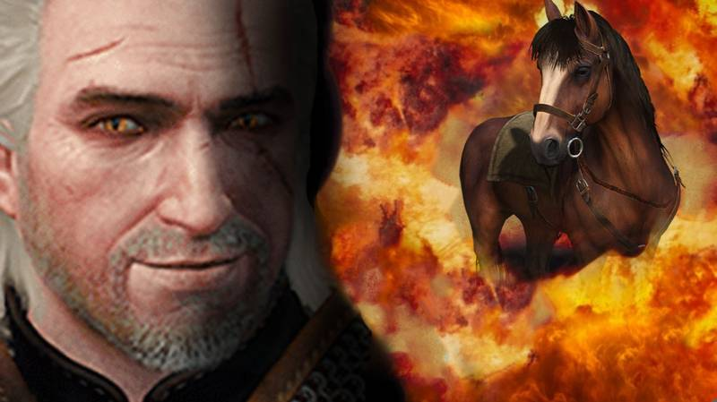 Speed Walking And Flying Horses: The World Of 'The Witcher 3' Speedrunning