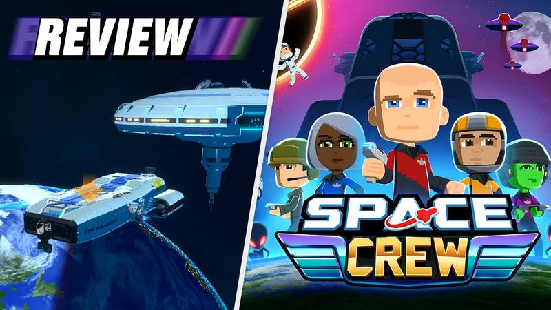 'Space Crew' Review: A Star Trek Parody That's Not Very Bold