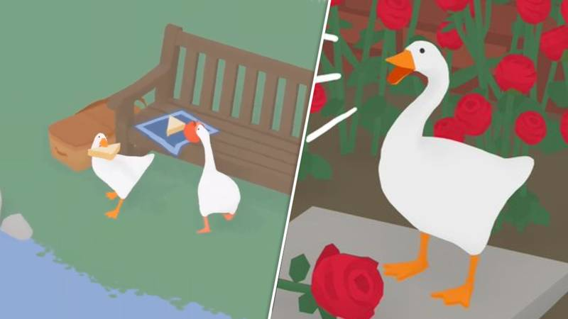 'Untitled Goose Game' Is Getting A Free Multiplayer Co-Op Update