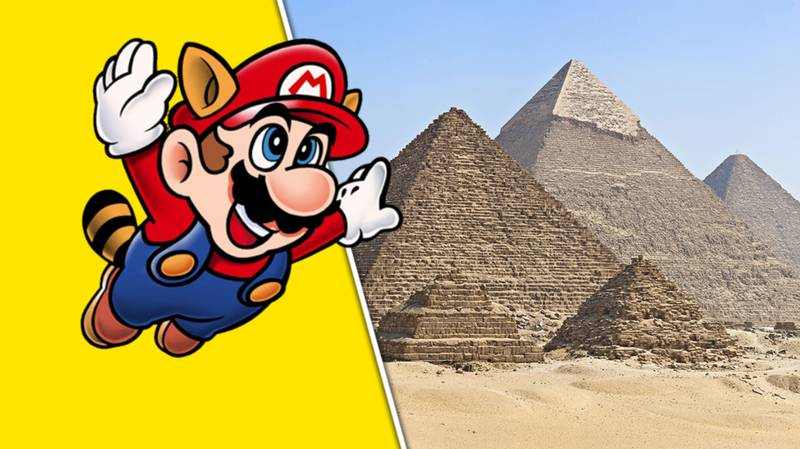 Flashback: Here's The Real-World Super Mario Game You Never Played