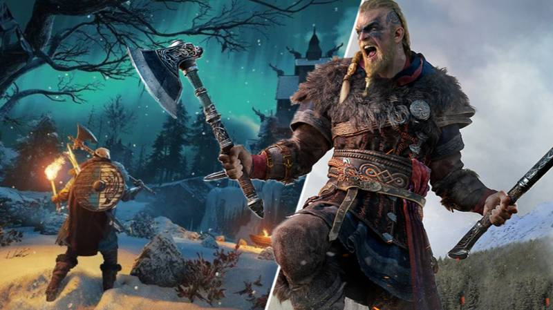 'Assassin's Creed Valhalla' Fans Accuse Ubisoft Of Putting Microtransactions Over Bug Fixes