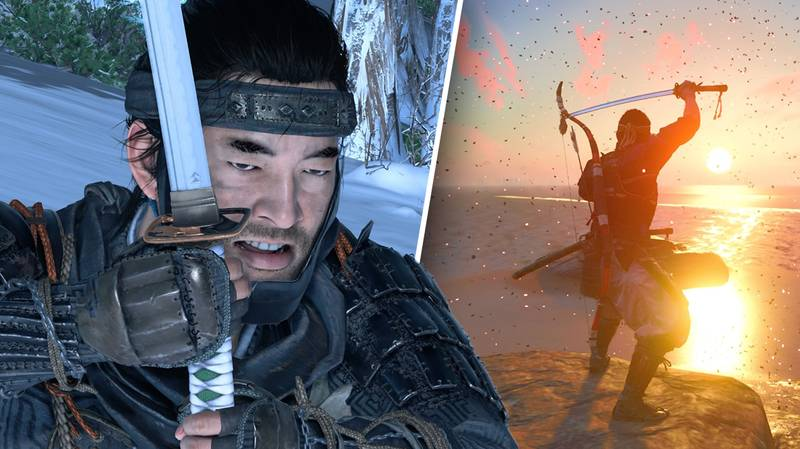 'Ghost Of Tsushima 2' All But Confirmed For PlayStation 5 By Developer