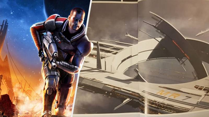 New Mass Effect Images Make Us Want The Game Sooner